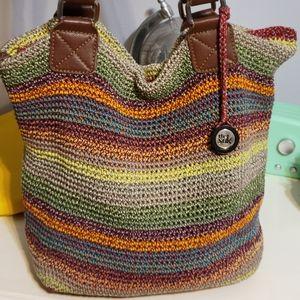 The Sak woven bag